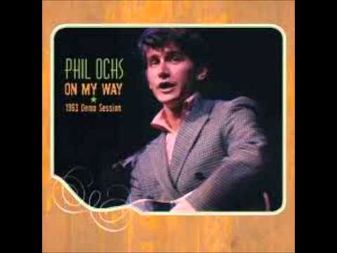 Phil Ochs - New Town