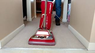 2005 Sanitaire SC888 Whole House Carpet Cleaning