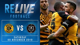 Absa Premiership | Kaizer Chiefs v Orlando Pirates | Highlights