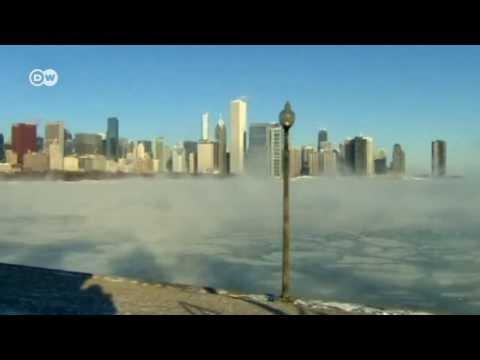 Морозы в США: чикагцы назвали свой город Чибирью
