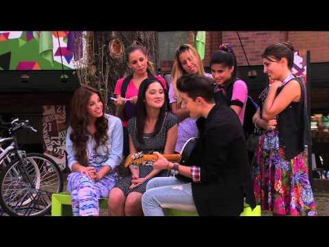 Violetta Federico śpiewa Te Esperare. Odcinek 56. Oglądaj w Disney Channel