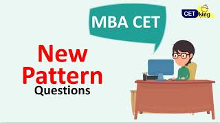 New type Probable Starter questions in MBA CET 2018 IBPS PO