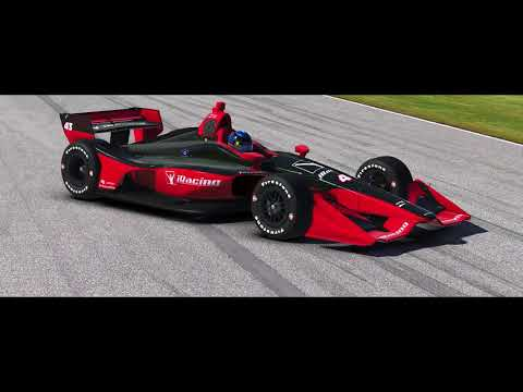 The IndyCar Dallara IR-18 is Coming to iRacing March 6th