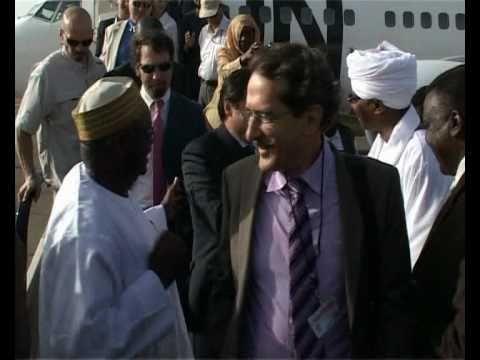 WORLDMAGNUM: DARFUR - AU - UN SPECIAL ENVOYS MEET (UNAMID)