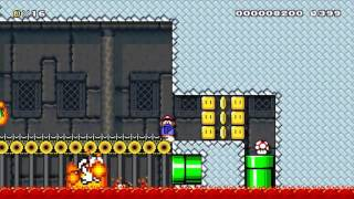 Boss Gauntlet by Frank - Super Mario Maker - No Commentary