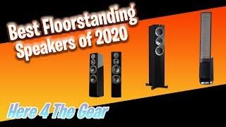 Best Floorstanding Speakers of 2019. Best Stereo Speakers of 2019.