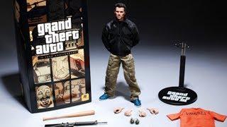 Super RARE Grand Theft Auto Collectors Items... Worth Over $6000!