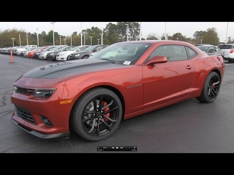 2014 Chevrolet Camaro SS 1LE Start Up. Exhaust. and In Depth Review