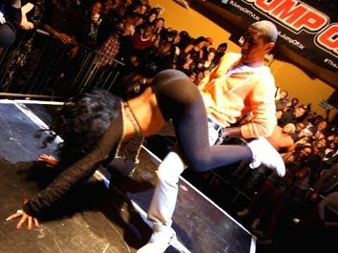 UK Twerking Championships - Twerking Special