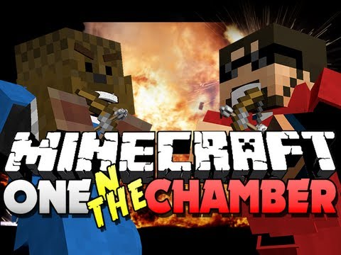 Minecraft One in the Chamber GG BRO ft. JeromeASF