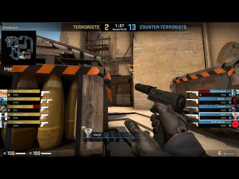 Counter-strike Global Offensive | TAP TAP TAP