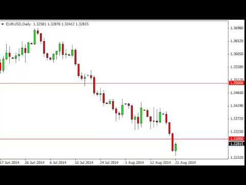 EUR/USD Technical Analysis for August 22, 2014 by FXEmpire.com