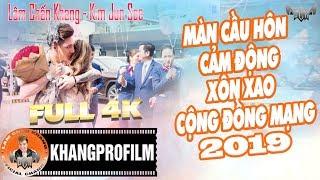 Phim Ngắn Cầu Hôn Cực Cảm Động Lâm Chấn Khang - Kim Jun See 2019 | Full 4K