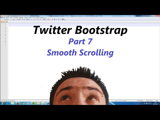 Smooth scrolling css tricks autos post - Bootstrap scroll to div ...