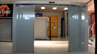 Puerta SLA Full Glass / SLA Full Glass Door - Angel Mir (Portes Bisbal SL)