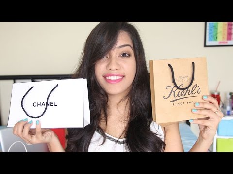 Luxury Beauty Haul | Debasree Banerjee