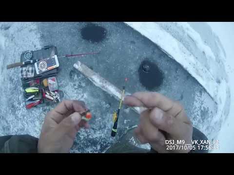 Первая подледная рыбалка с Deeper 05.10.2017 Якутия Yakutia