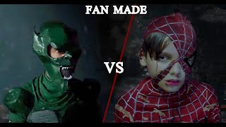 Remake of Spider Man vs Green Goblin Final fight (2002)