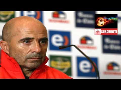 Chile vs Uruguay - Conferencia de prensa  Jorge Sampaoli - Post Partido - Copa America