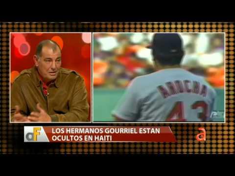 El pelotero Cubano Rene Arocha habla sobre la deserción de los hermanos Gourriel