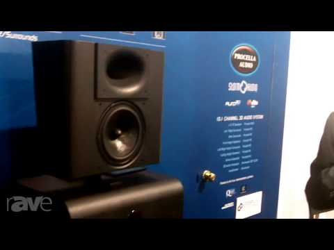 CEDIA 2013: Procella Audio Talks About its Demo Room with 2D and 3D Audio