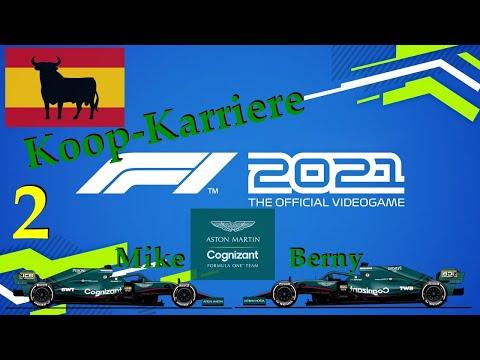 F1 2021 KOOP-Karriere🇪🇸 🏁🚥 | Part 02