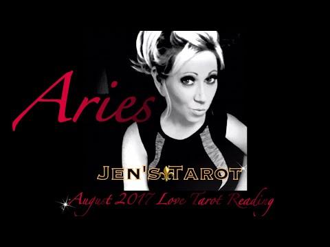 Aries August 2017 Love Tarot Reading