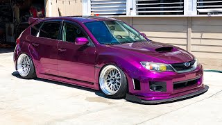 Christian Ngo RWD WRX How to Wrap Guide Part 1