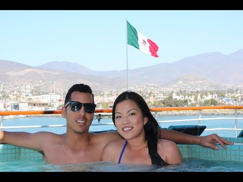 Carnival Imagination - Ensenada Mexico Cruise 2014