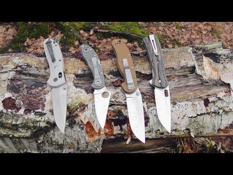 Мои лучшие EDC (повседневные) ножи