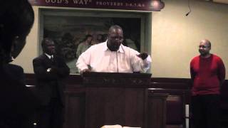 Everytime I turn around the Lord is blessing me- Pastor T.L Garner
