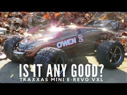 Traxxas 1/16th e--revo VXL Review - Is It Any Good?