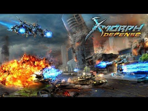 X-Morph: Defense ► Первый взгляд ► №1 (16+)