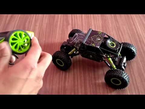 RC Rockcrawler Conqueror car review