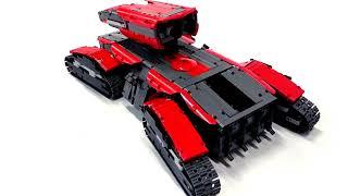 Lego Technic Starcraft Siege Tank By M B