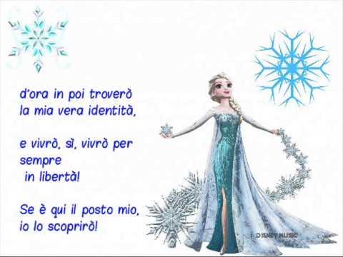 Frozen-All'alba sorgerò Testo (Serena Autieri)