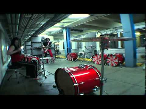 The White Stripes - The Hardest Button to Button : Official Video : HQ