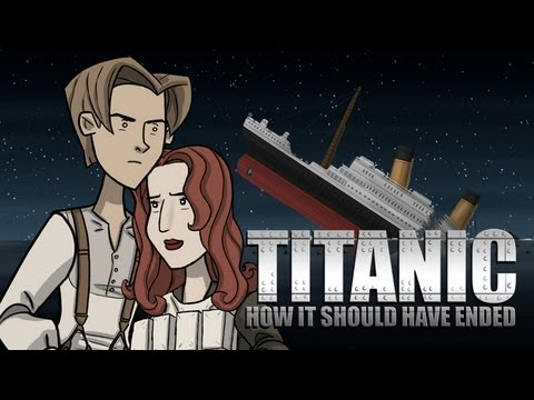 How Titanic Should Have Ended video