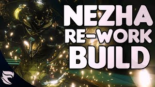 Warframe: Nezha Re-Work Details and New Build!