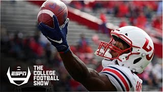 Mannn Gimme Dat: The best catches of the year | The College Football Show