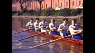 1969 MUBC Tokyo 8 Crew Training