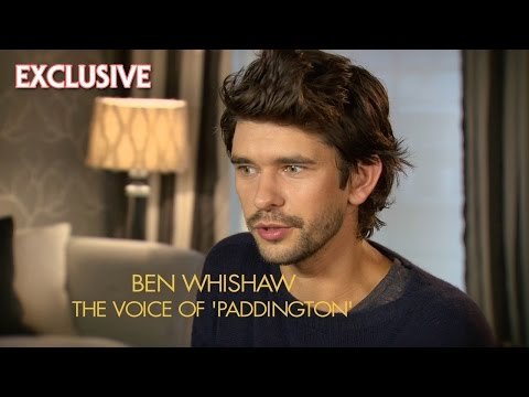 Exclusive Clip: Stars Sally Hawkins and Ben Whishaw Talk 'Paddington'