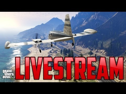 GTA V Open Lobby Livestream – Races, Freemode & More! [Join Crew to Play]