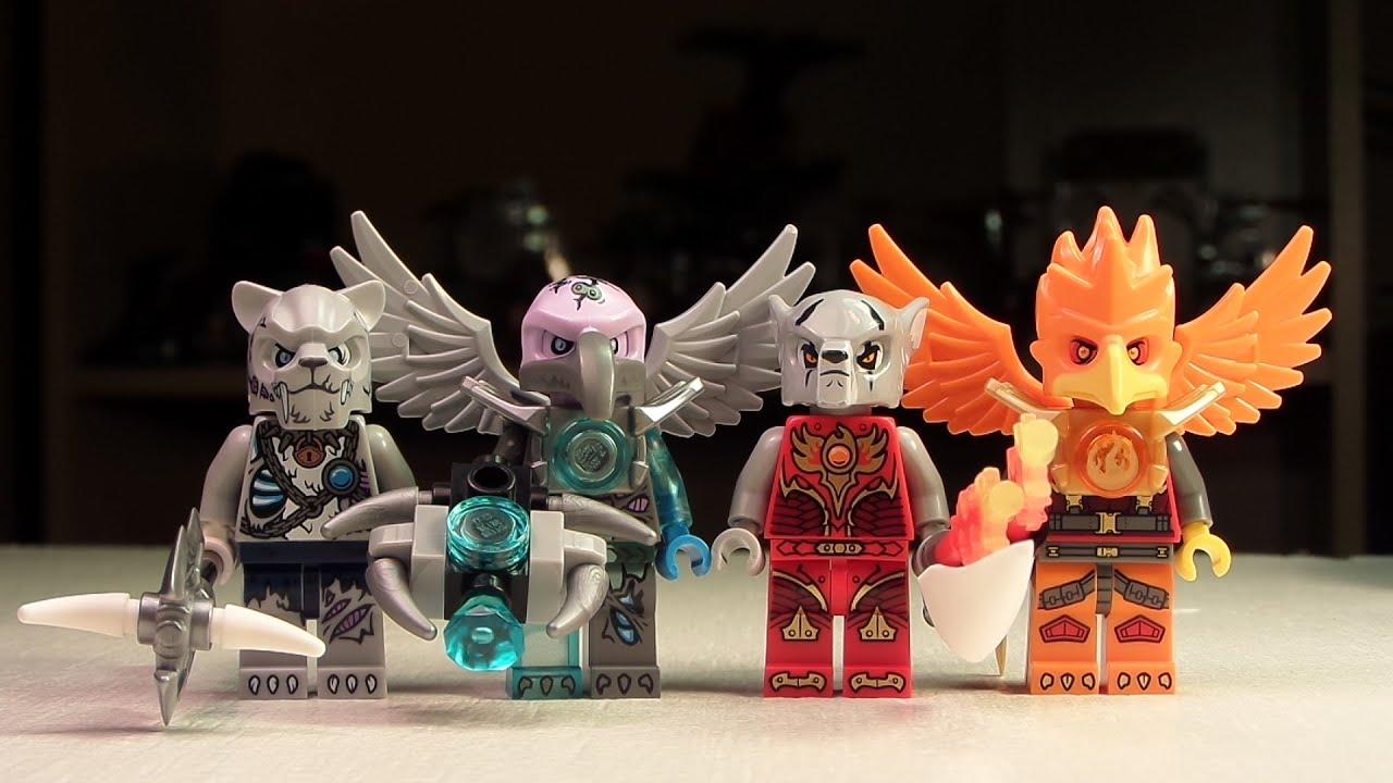 Lego Chima Vornon Lego Chima 850913 Fire And Ice