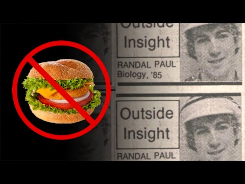 Rand Paul Spent His College Years Hating Food Stamps