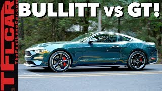 Is The New 2019 Ford Mustang Bullitt Worthy Of The Iconic Name?