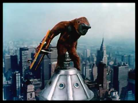 Volkswagon King Kong Commercial