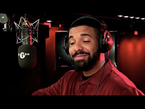Here is why Drake is doing these one take freestyle sessions