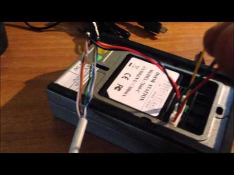 Installazione cablaggio videocitofono genway a 2 fili for Muro robur