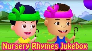 Nursery Rhymes Jukebox Video for Kids | Popular English Nursery Rhymes Video | API Kids Special